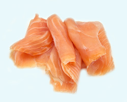 400g - 500g Cold Oak Smoked Salmon