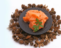 Beech Cold Smoked Salmon from the Hebridean Smokehouse