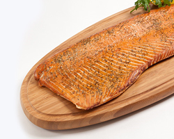 Kiln Roasted Flaky Honey & Thyme Salmon from the Salar Smokehouse