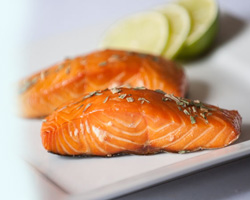 Smoke Roasted Salmon from Summer Isles Foods.