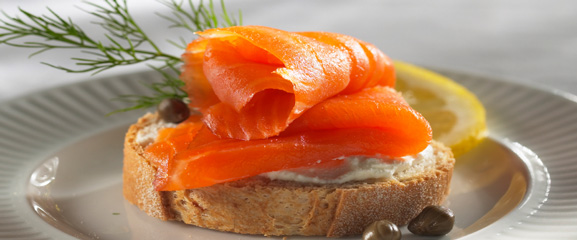 Traditional Cold Smoked Salmon (1)